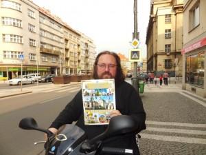 Андрей Кураев в Праге