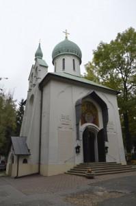 Ольшанский храм.