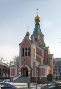 Храм вОломоуце.