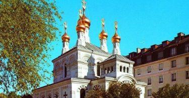 Крестовоздвиженский собор (Женева)